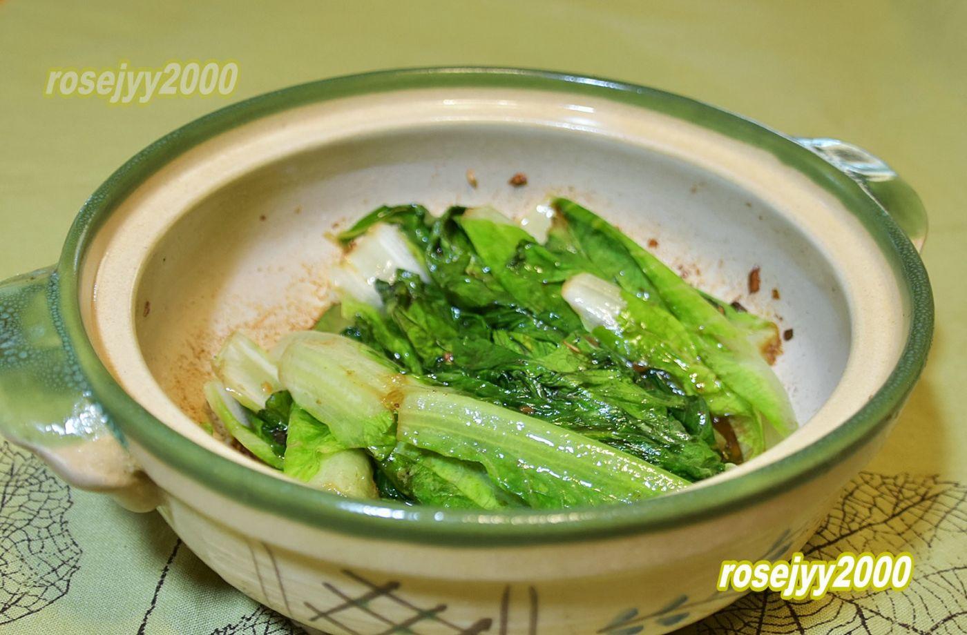 虾酱蒜茸爆生菜_图1-1