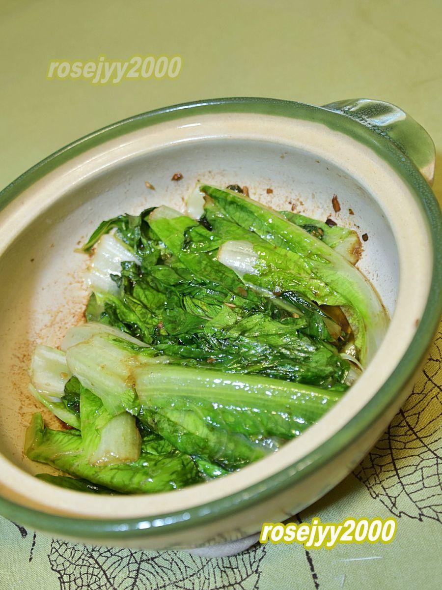 虾酱蒜茸爆生菜_图1-3