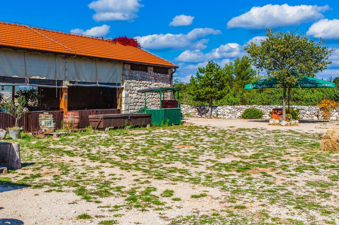克罗地亚达尔马提亚村,独特的地域风貌_图1-17