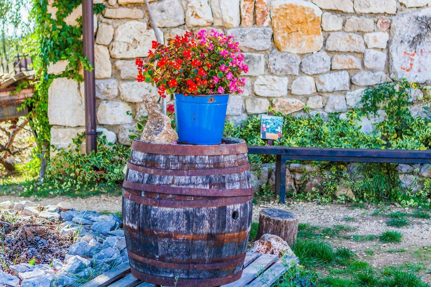 克罗地亚达尔马提亚村,独特的地域风貌_图1-16