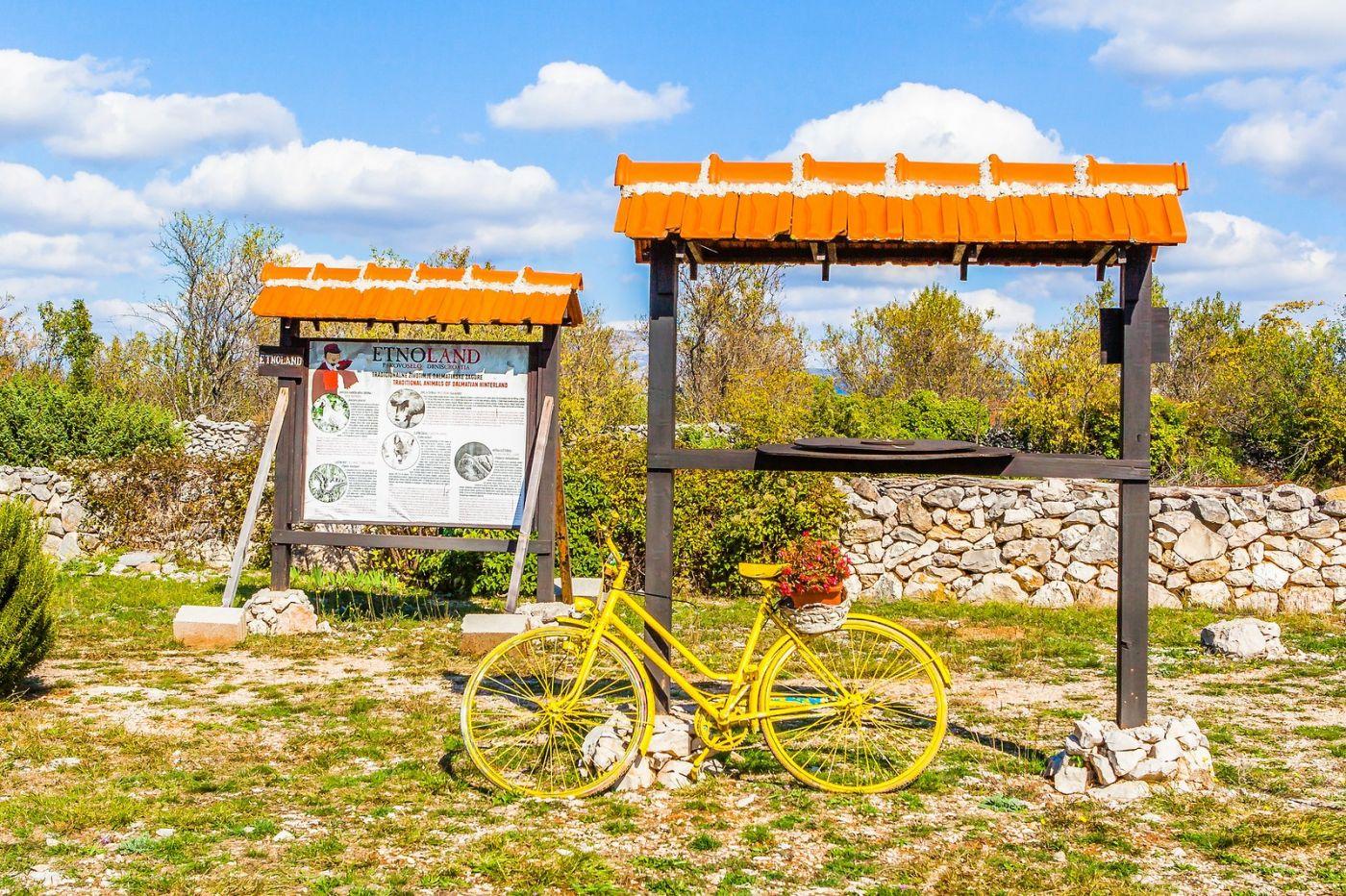 克罗地亚达尔马提亚村,独特的地域风貌_图1-19