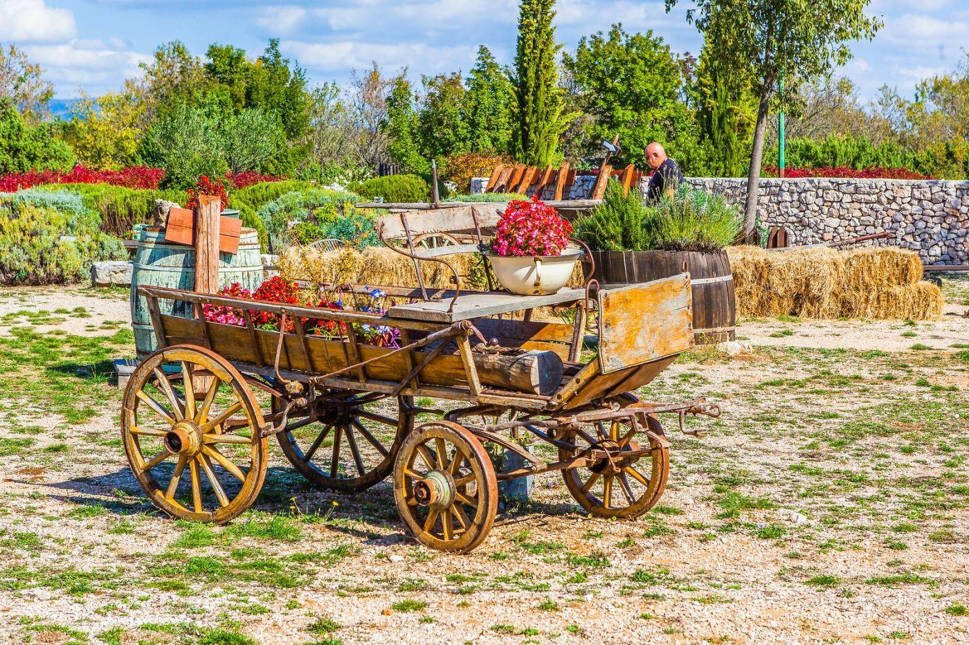克罗地亚达尔马提亚村,独特的地域风貌_图1-13