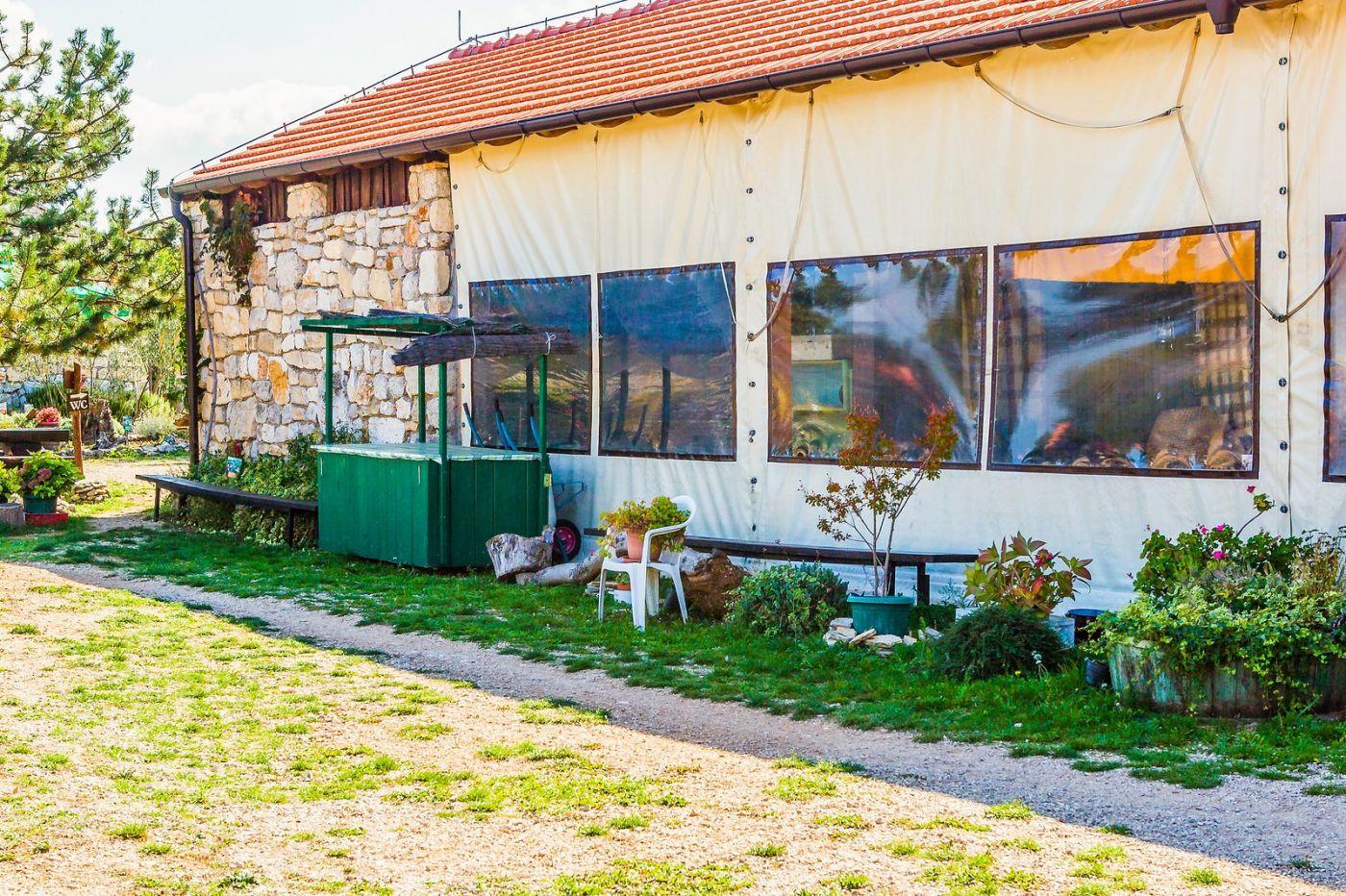 克罗地亚达尔马提亚村,独特的地域风貌_图1-11