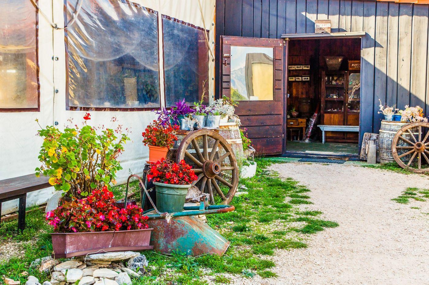 克罗地亚达尔马提亚村,独特的地域风貌_图1-10