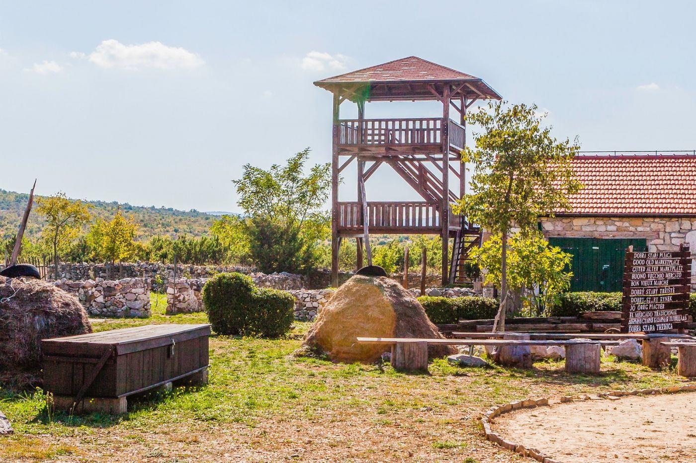 克罗地亚达尔马提亚村,独特的地域风貌_图1-7
