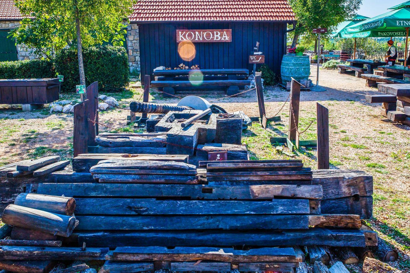 克罗地亚达尔马提亚村,独特的地域风貌_图1-22