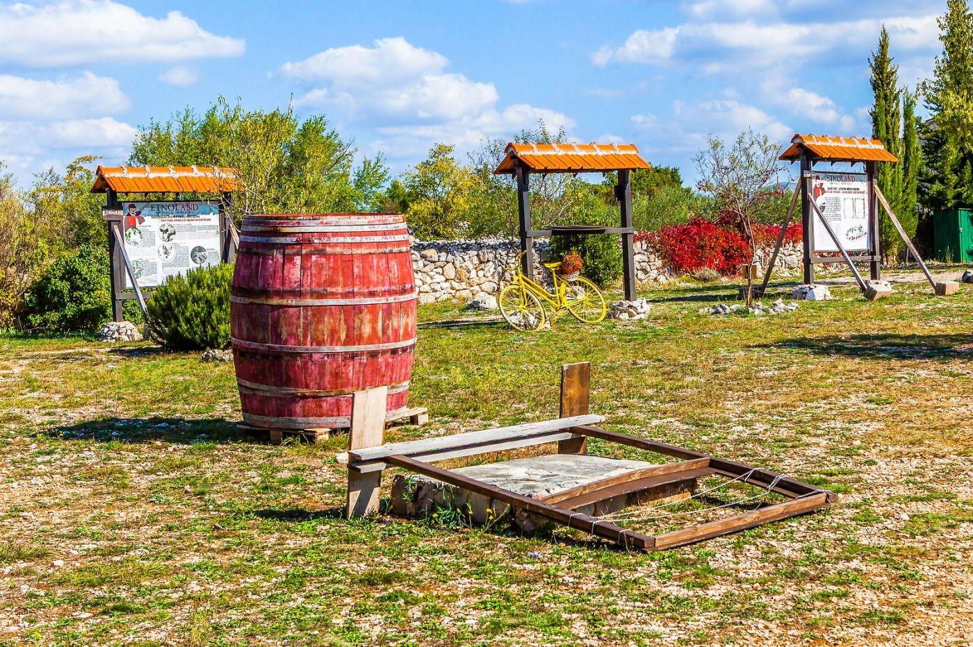 克罗地亚达尔马提亚村,独特的地域风貌_图1-25