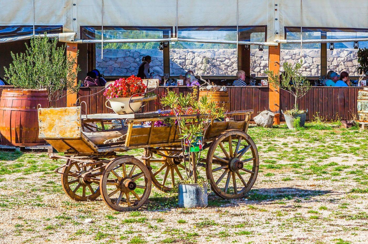 克罗地亚达尔马提亚村,独特的地域风貌_图1-30