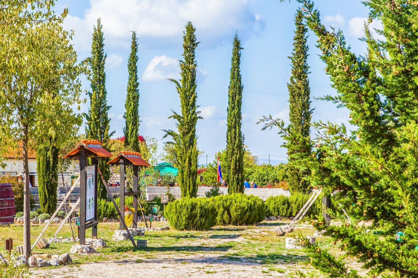 克罗地亚达尔马提亚村,独特的地域风貌_图1-29