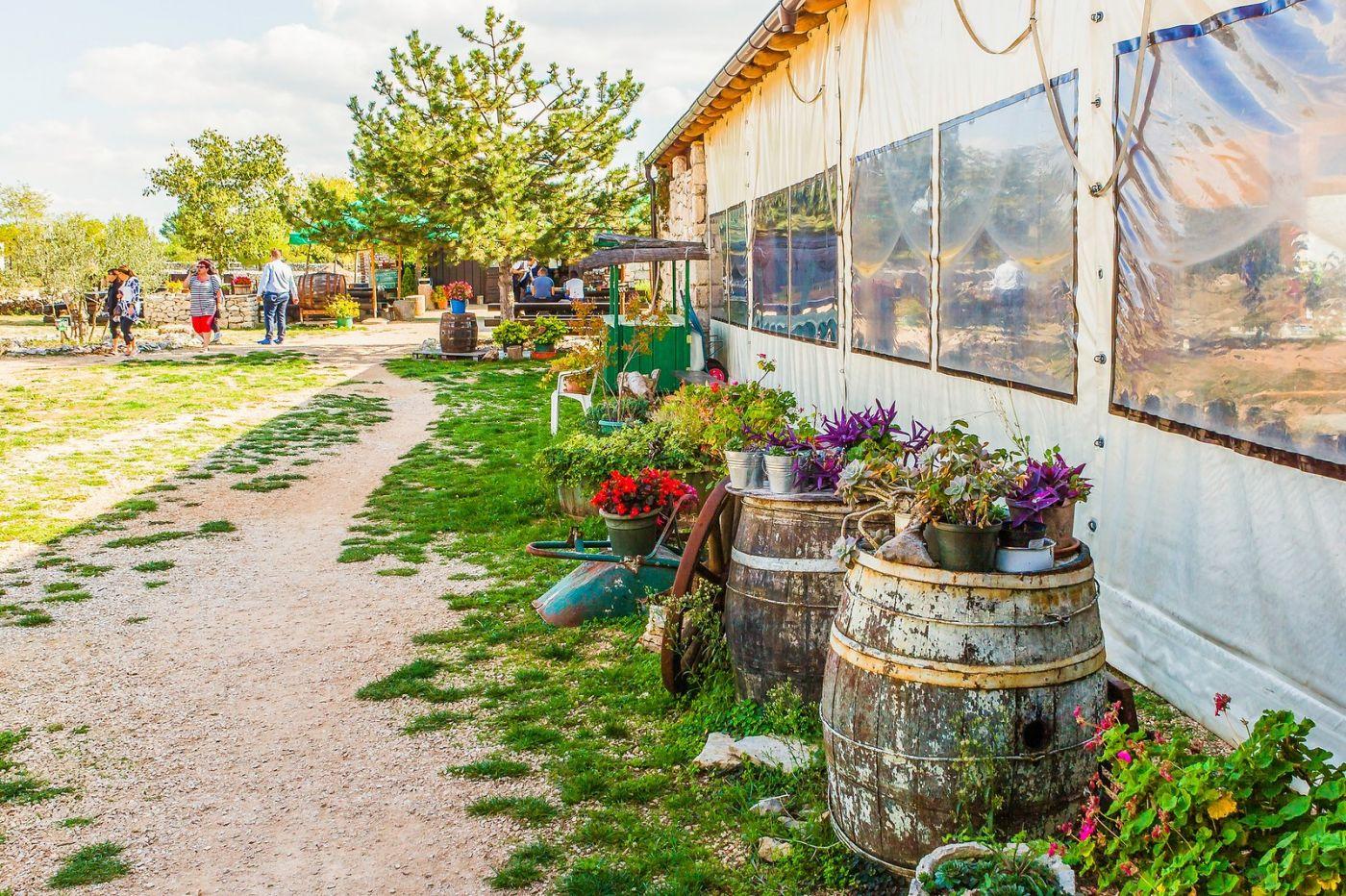 克罗地亚达尔马提亚村,独特的地域风貌_图1-31