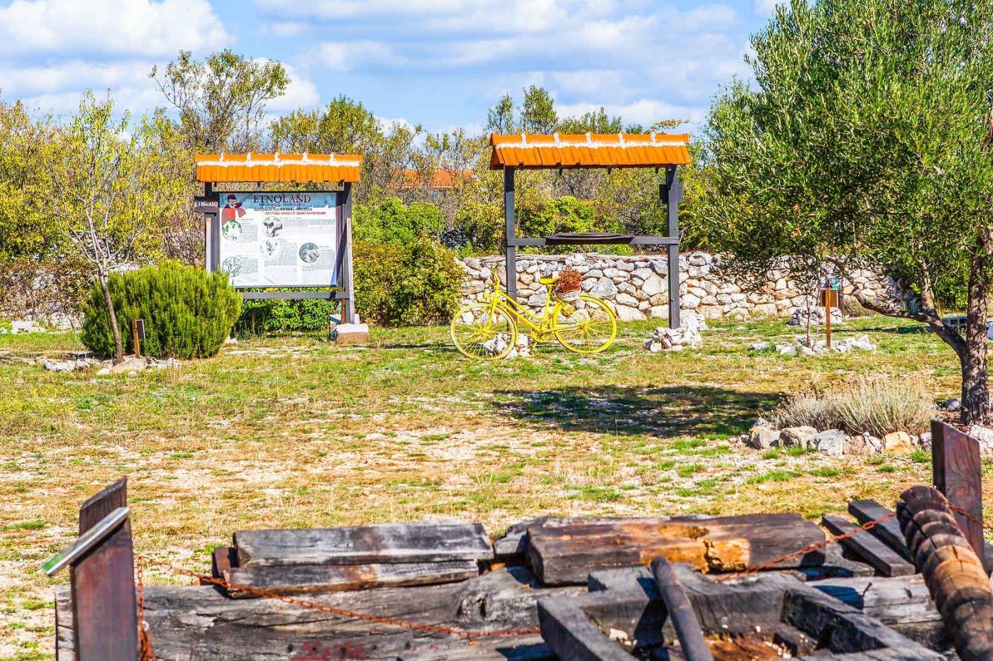 克罗地亚达尔马提亚村,独特的地域风貌_图1-34