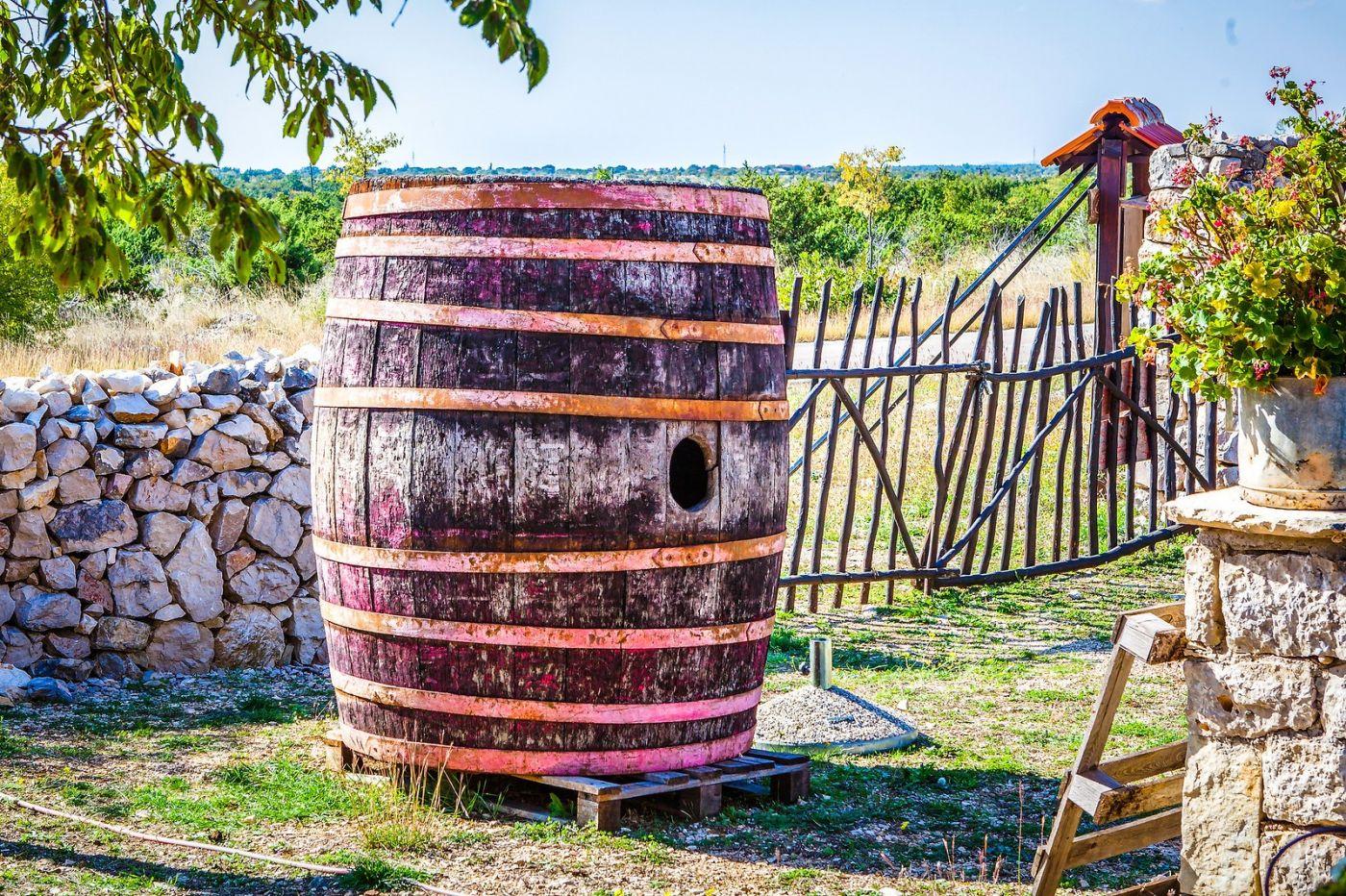 克罗地亚达尔马提亚村,独特的地域风貌_图1-33