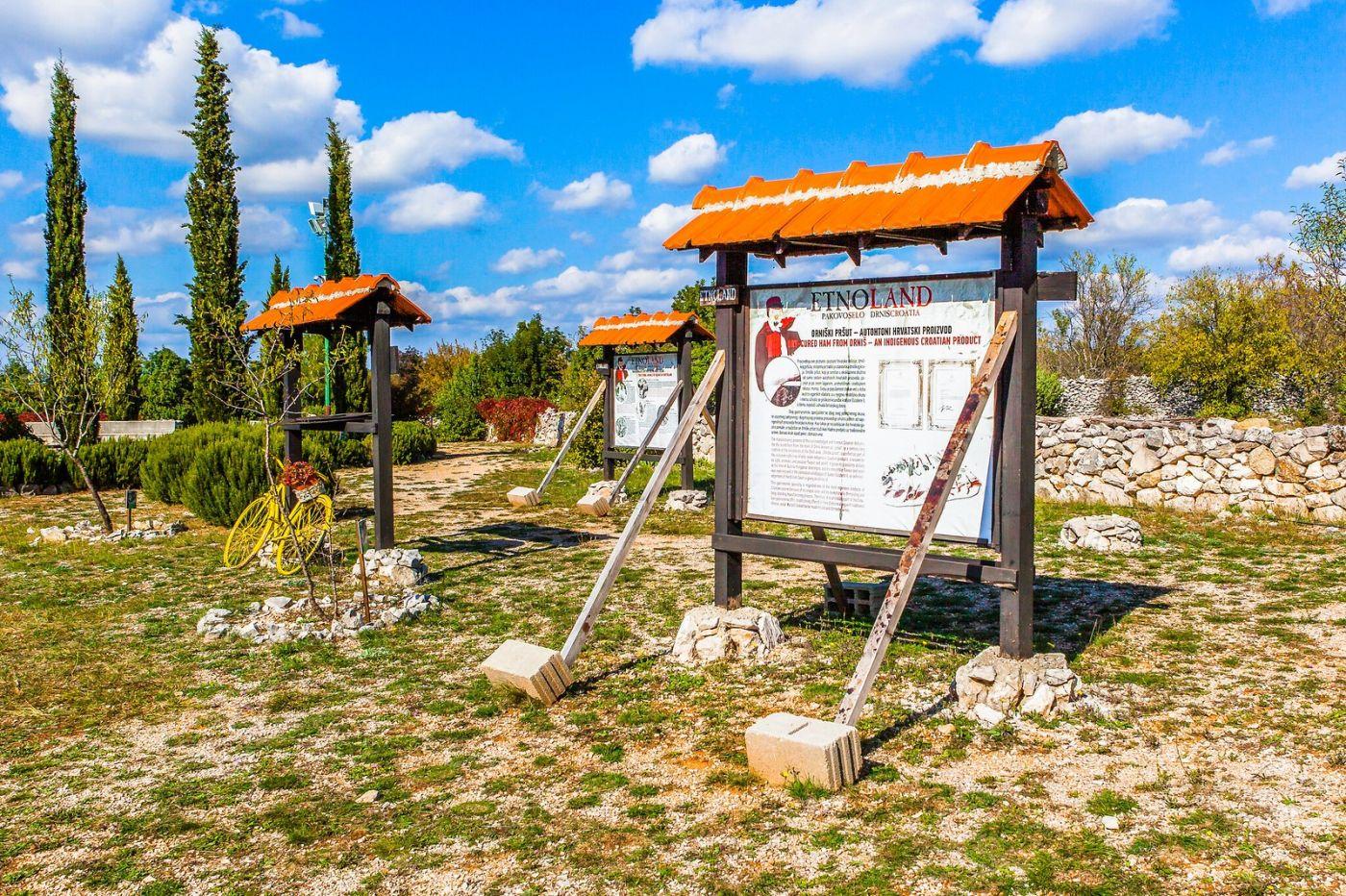 克罗地亚达尔马提亚村,独特的地域风貌_图1-37