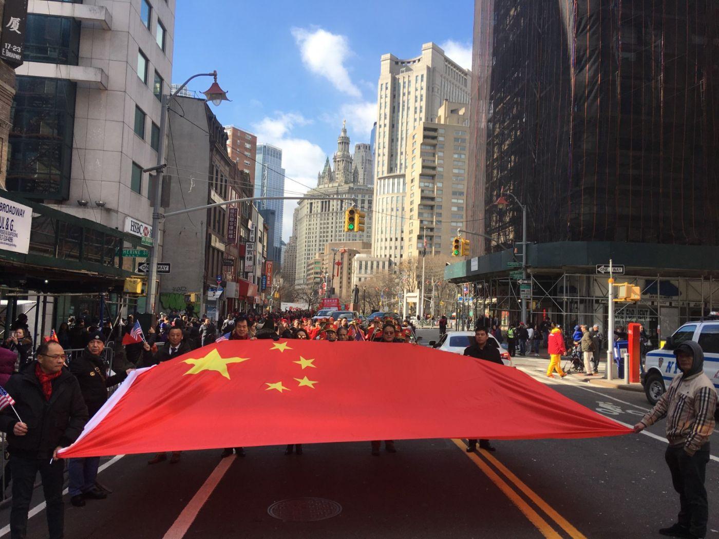 美东各界华人华侨第十七届元宵节庆祝活动在纽约举行_图1-1