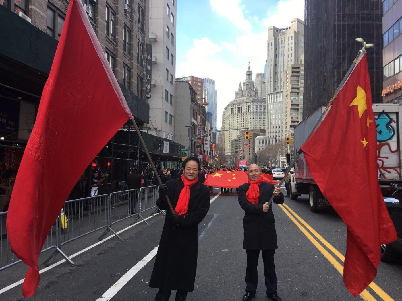 美东各界华人华侨第十七届元宵节庆祝活动在纽约举行_图1-31