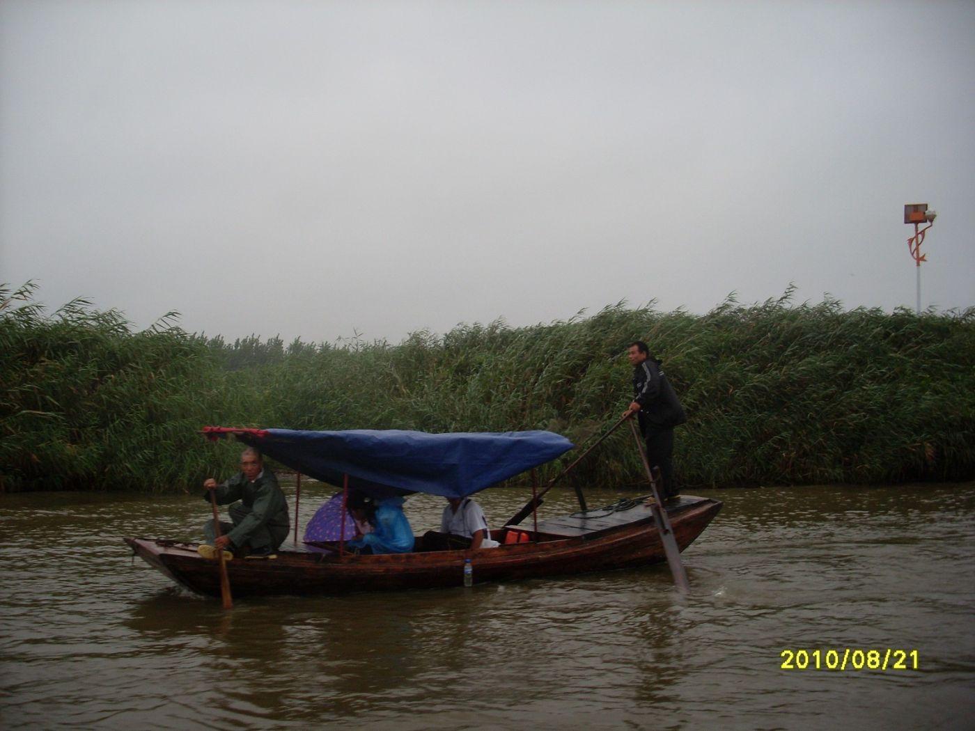 雨中畅游白洋淀_图1-22