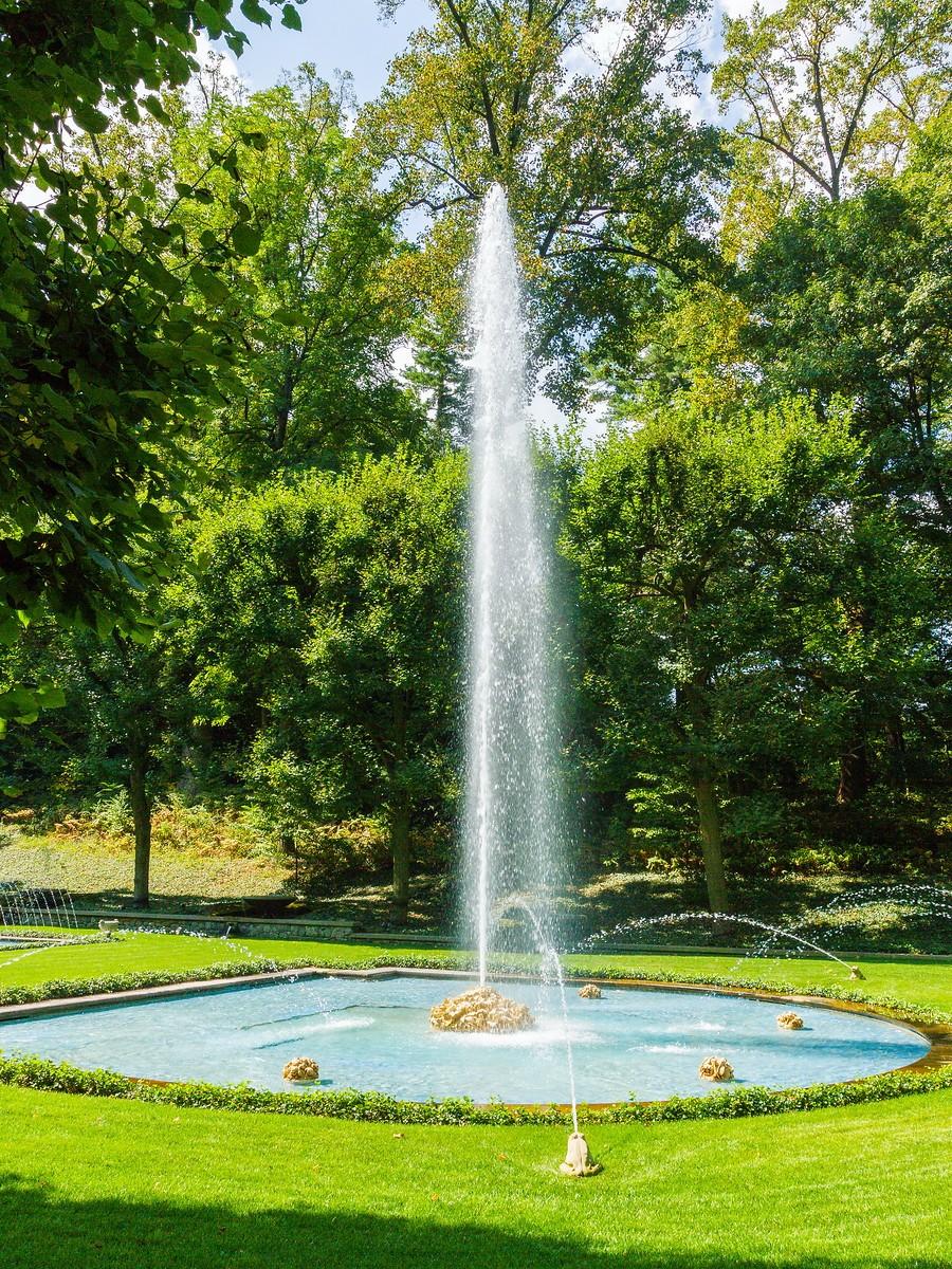 宾州长木公园,跳动的喷泉_图1-7