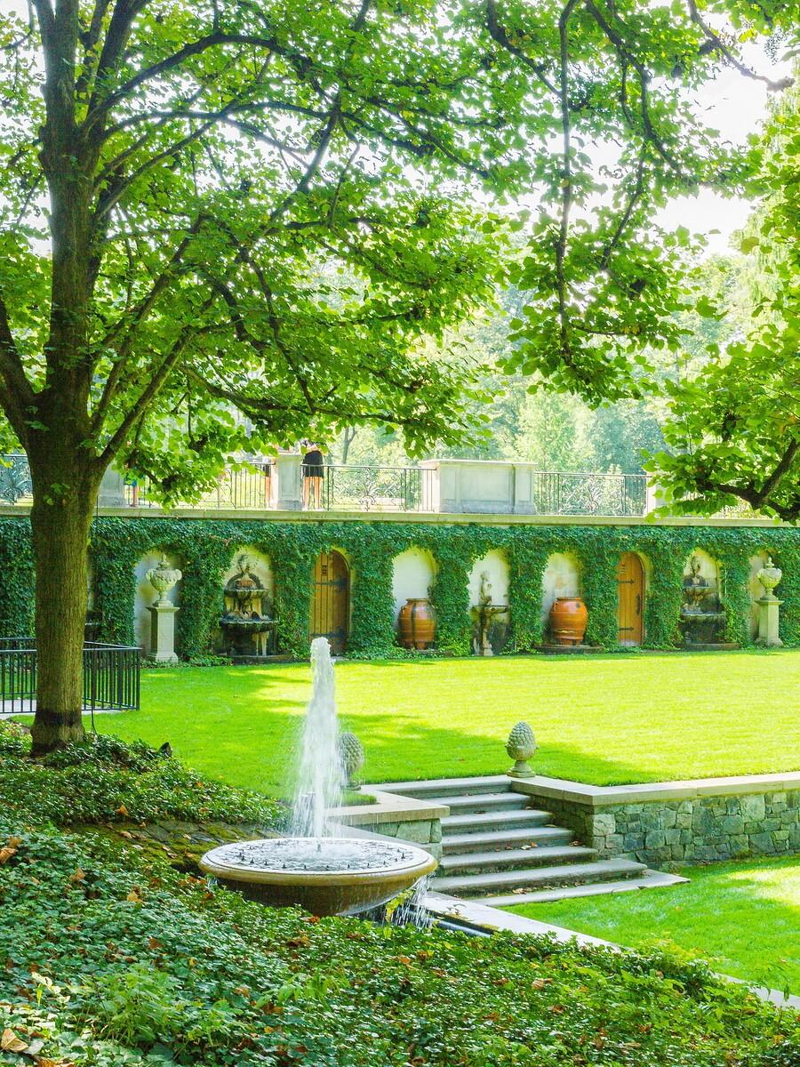 宾州长木公园,跳动的喷泉_图1-8