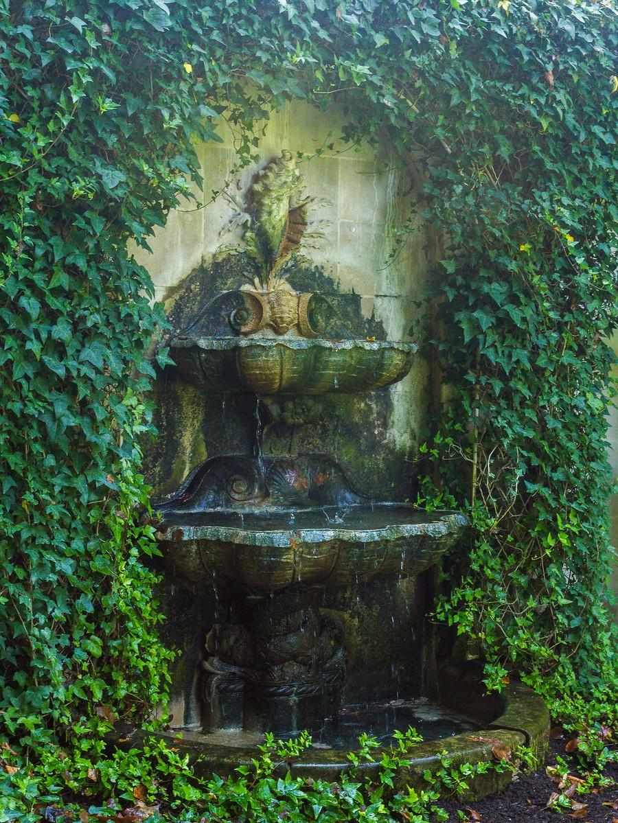 宾州长木公园,跳动的喷泉_图1-2