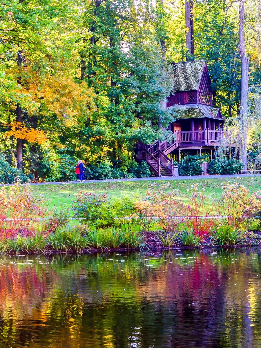 宾州长木公园,跳动的喷泉_图1-6