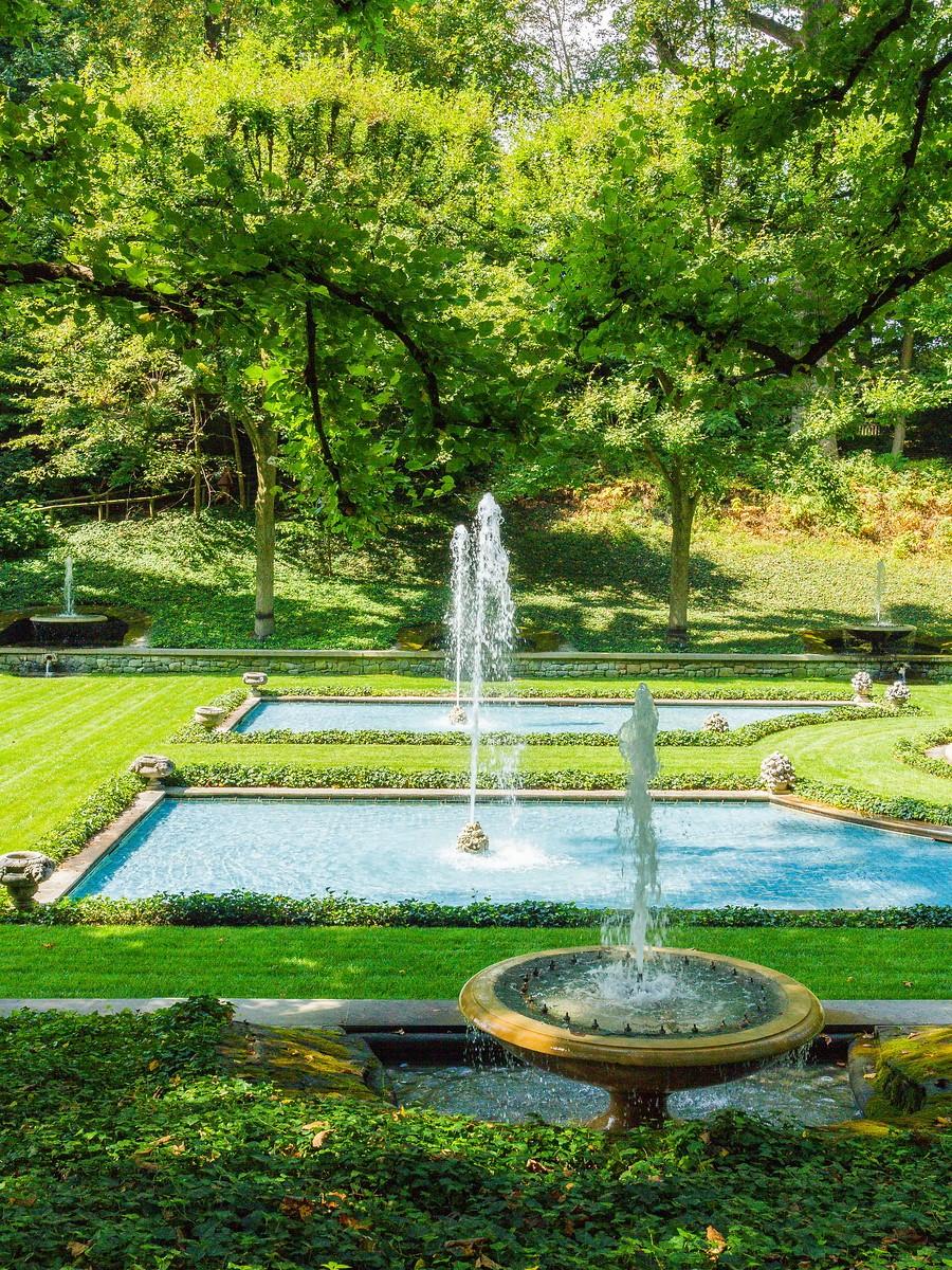宾州长木公园,跳动的喷泉_图1-9
