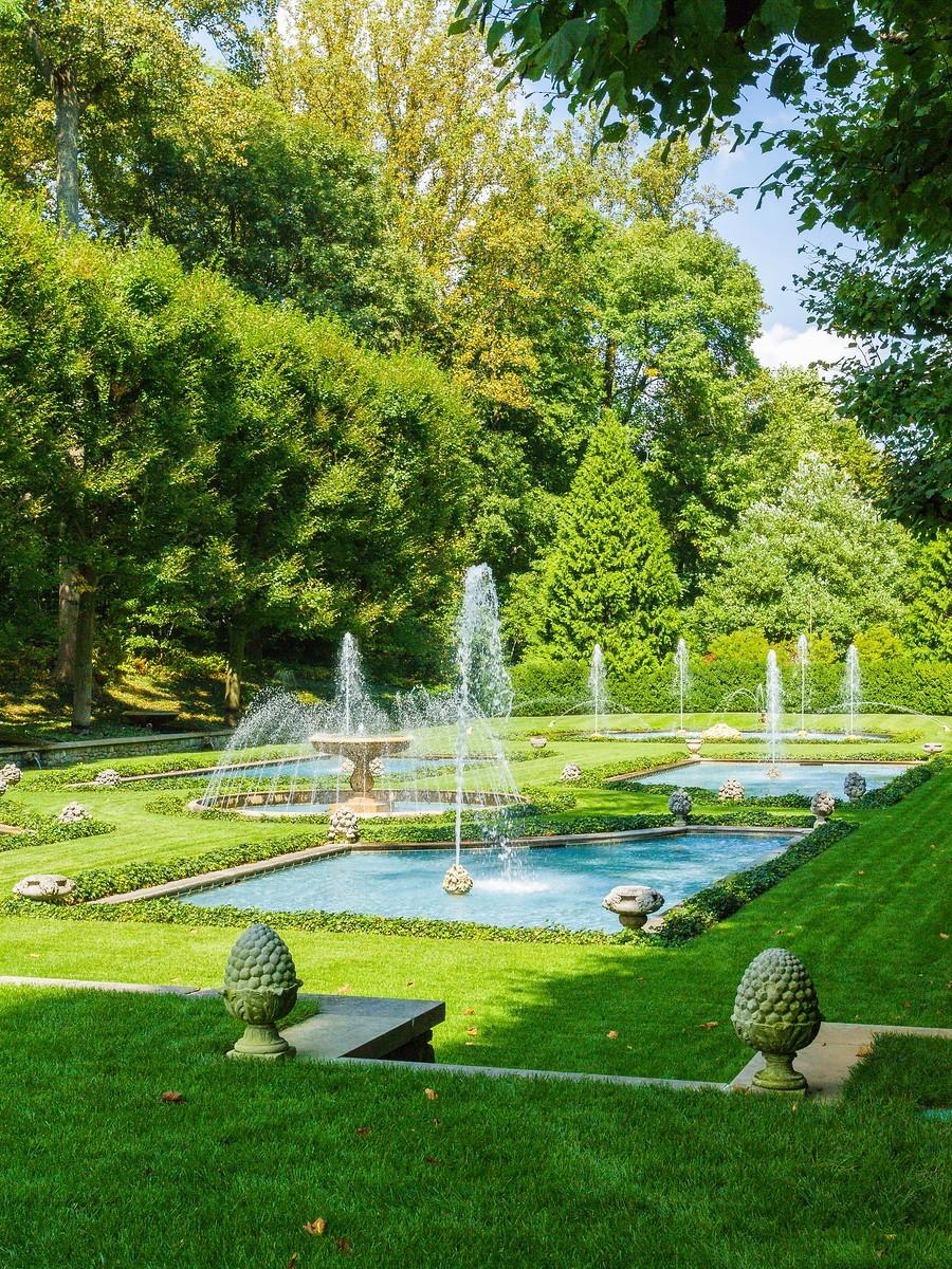 宾州长木公园,跳动的喷泉_图1-14
