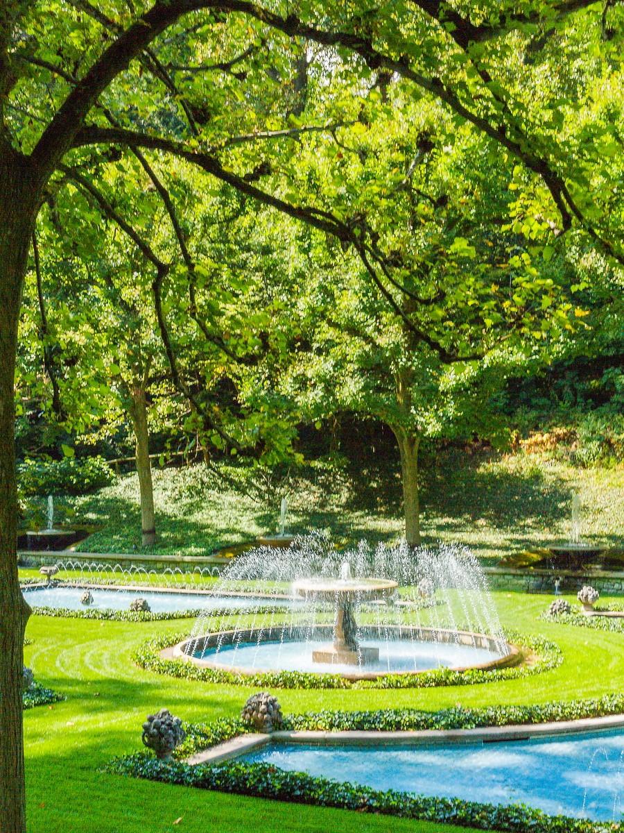 宾州长木公园,跳动的喷泉_图1-18