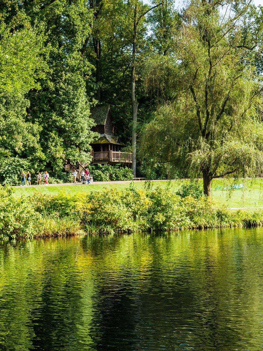 宾州长木公园,跳动的喷泉_图1-24