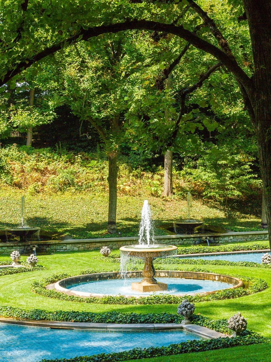 宾州长木公园,跳动的喷泉_图1-28