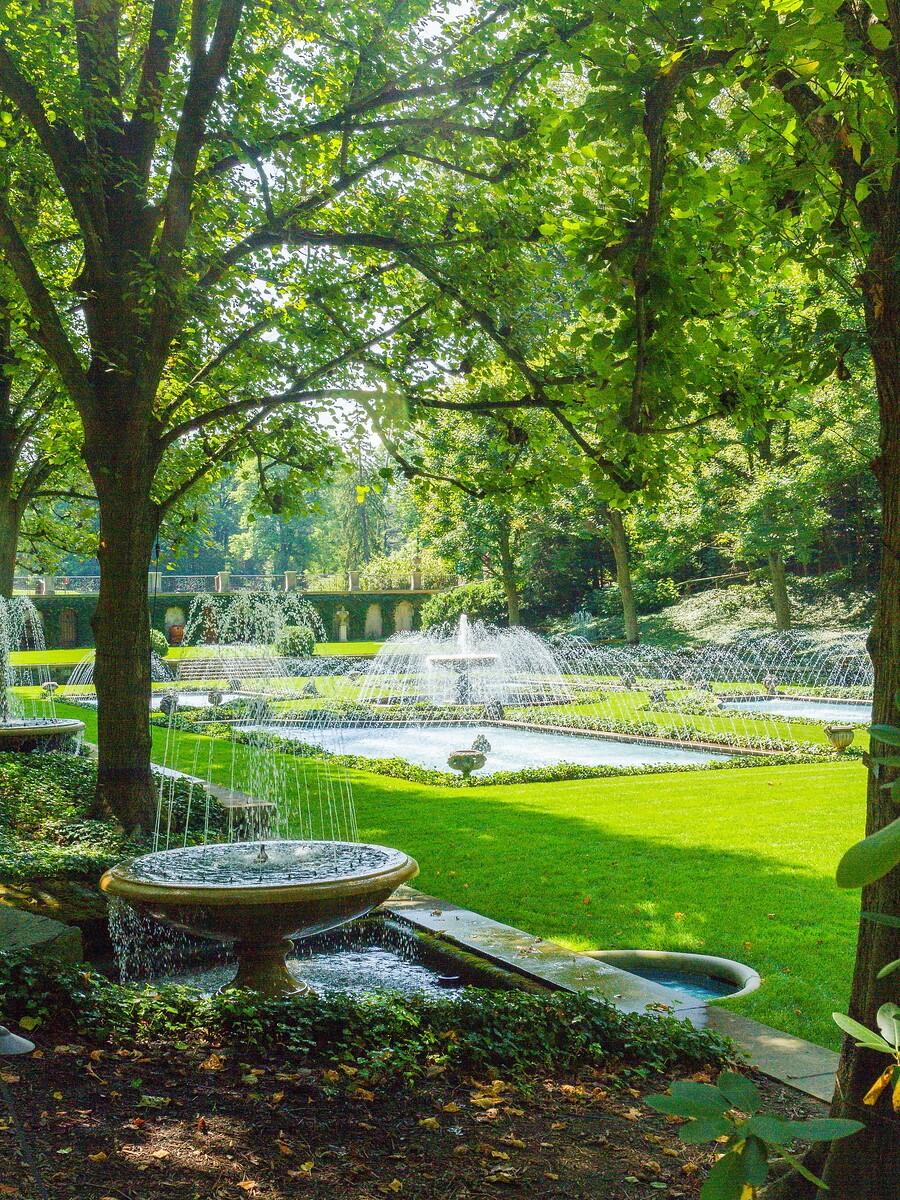 宾州长木公园,跳动的喷泉_图1-27