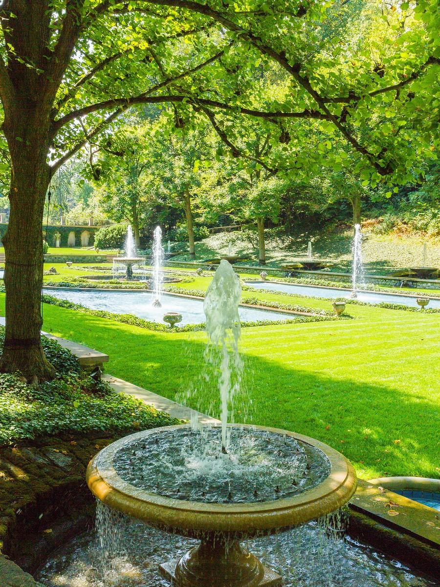 宾州长木公园,跳动的喷泉_图1-32