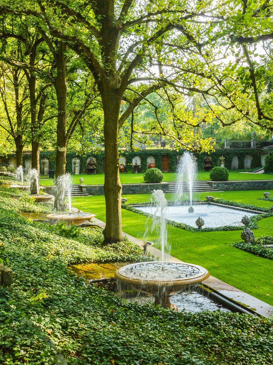 宾州长木公园,跳动的喷泉_图1-29