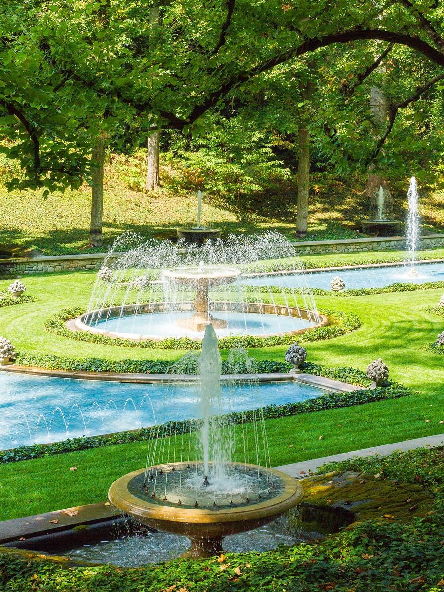 宾州长木公园,跳动的喷泉_图1-30
