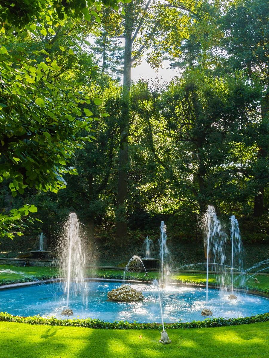 宾州长木公园,跳动的喷泉_图1-33
