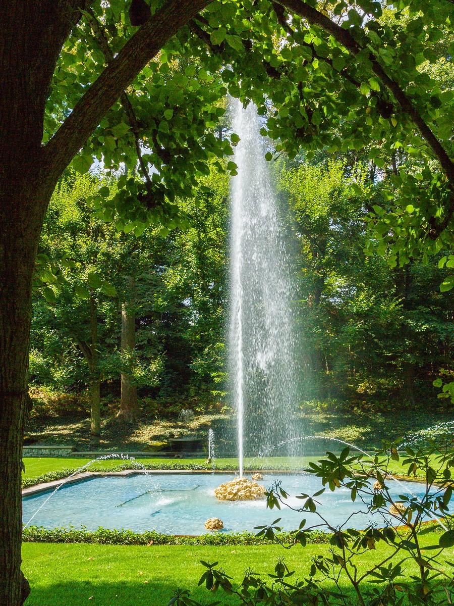 宾州长木公园,跳动的喷泉_图1-31