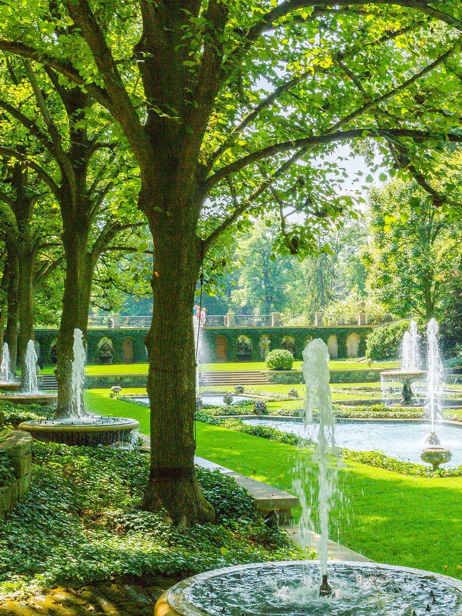 宾州长木公园,跳动的喷泉_图1-37