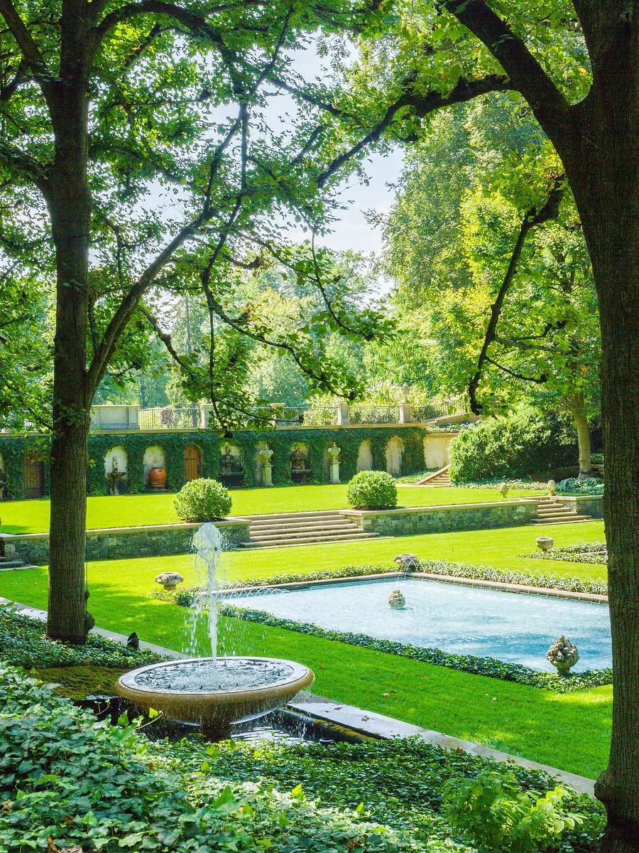 宾州长木公园,跳动的喷泉_图1-36