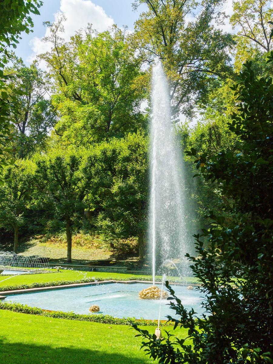 宾州长木公园,跳动的喷泉_图1-35