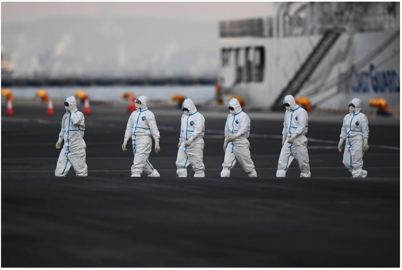 中国境外最严重疫情:在一艘游轮上_图1-10