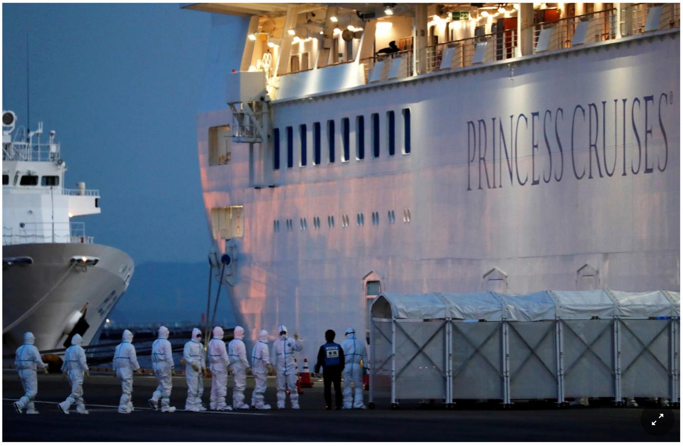 中国境外最严重疫情:在一艘游轮上_图1-13