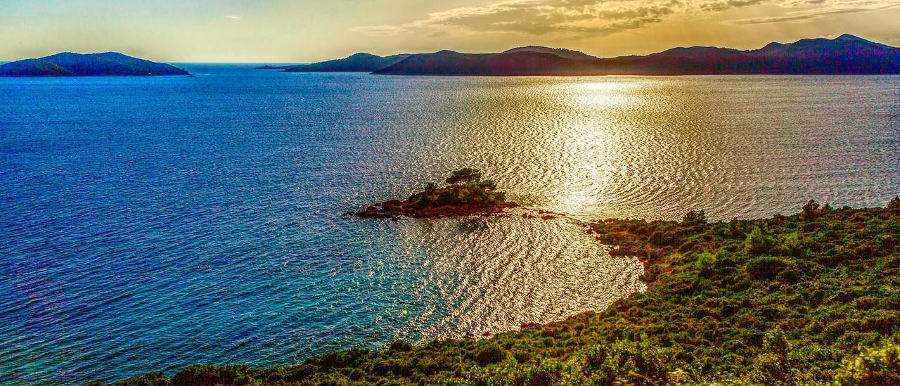 克罗地亚旅途,一路看景_图1-40