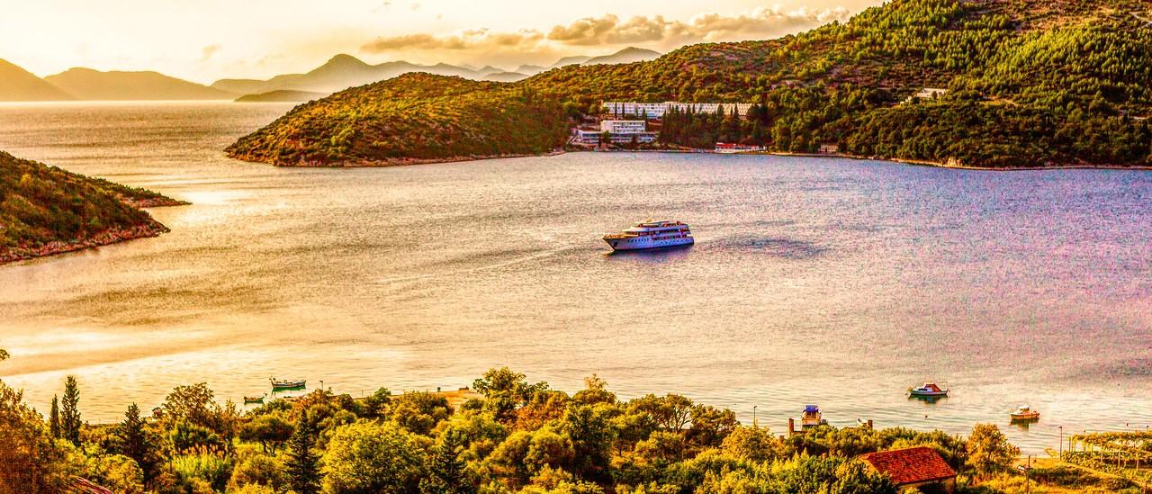 克罗地亚旅途,一路看景_图1-37