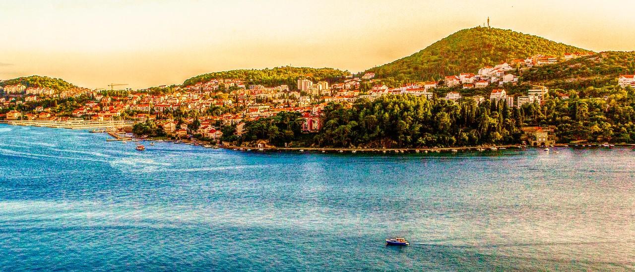 克罗地亚旅途,一路看景_图1-36