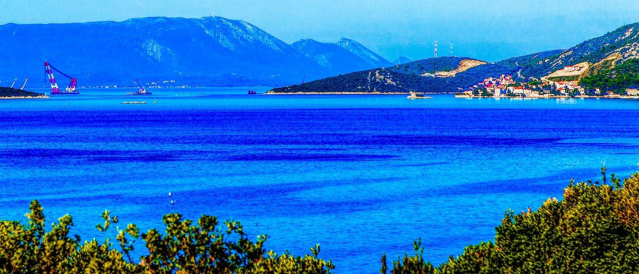 克罗地亚旅途,一路看景_图1-18