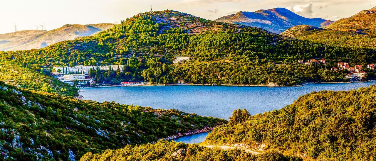 克罗地亚旅途,一路看景_图1-14