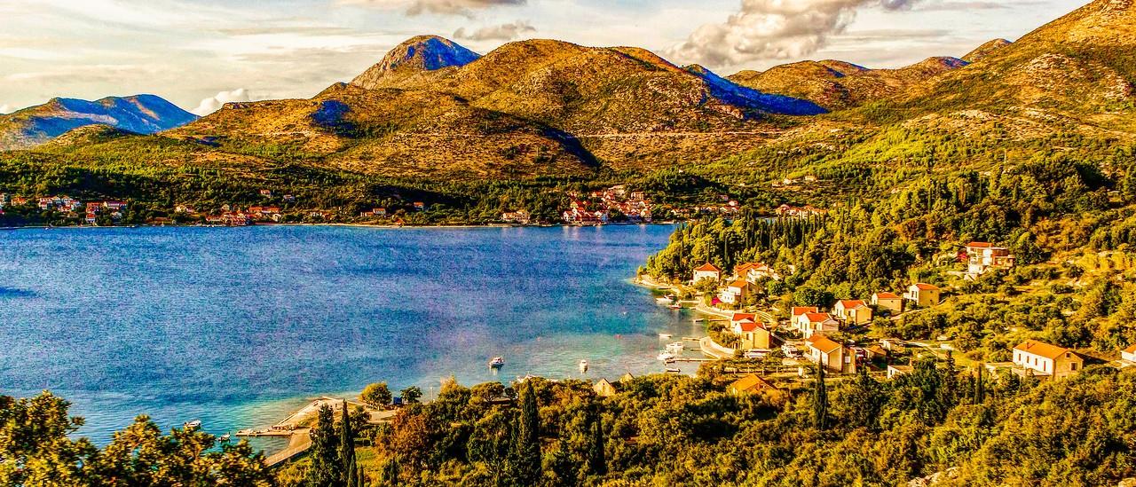 克罗地亚旅途,一路看景_图1-7