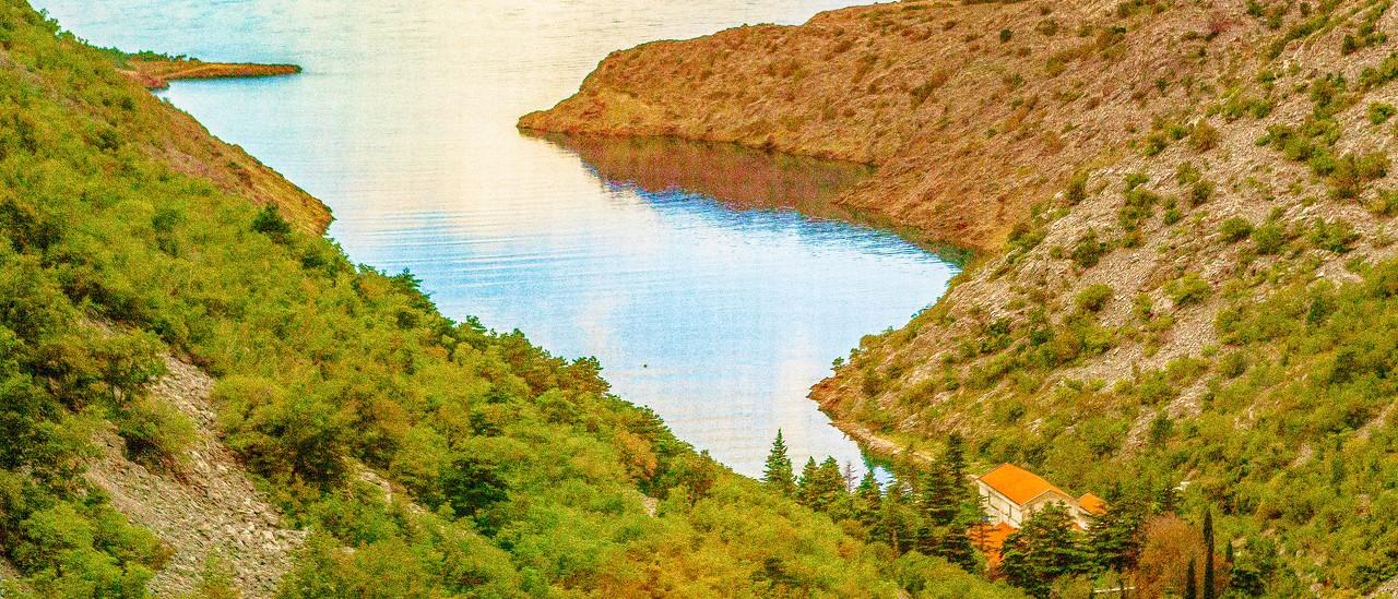 克罗地亚旅途,一路看景_图1-5