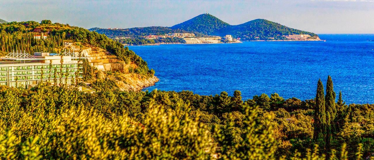 克罗地亚旅途,一路看景_图1-9