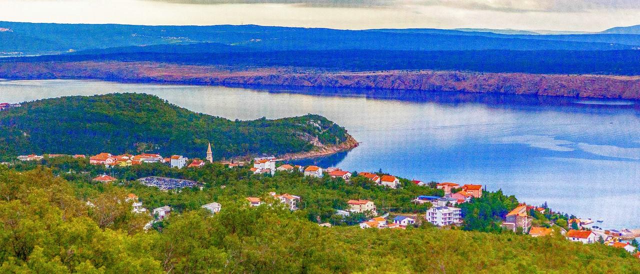 克罗地亚旅途,一路看景_图1-12