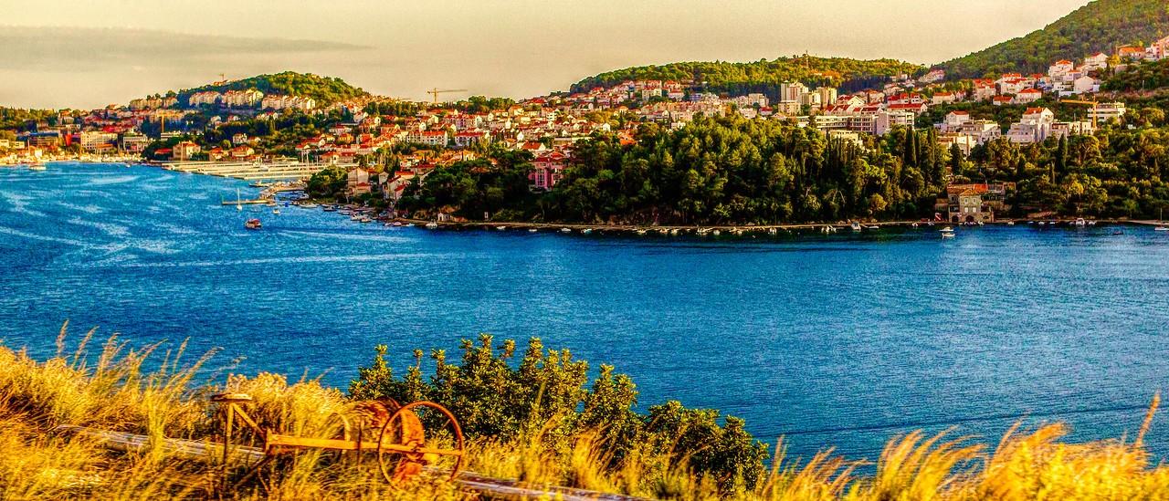克罗地亚旅途,一路看景_图1-10